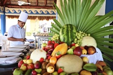Hotel Bahia Principe Grand Tulum: Bar RIVIERA MAYA