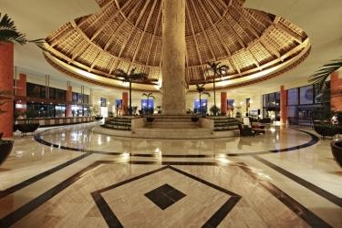 Hotel Bahia Principe Grand Tulum: Lobby RIVIERA MAYA