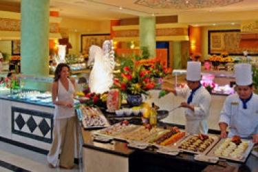 Hotel Bahia Principe Grand Tulum: Restaurant RIVIERA MAYA