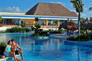 Hotel Bahia Principe Grand Tulum: Swimming Pool RIVIERA MAYA