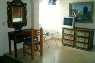Hotel Hacienda La Puerta De Enmedio: Camera Matrimoniale/Doppia RIVIERA NAYARIT