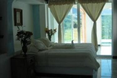 Hotel Hacienda La Puerta De Enmedio: Schlafzimmer RIVIERA NAYARIT