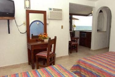 Hotel Villa Varadero: Camera Matrimoniale/Doppia RIVIERA NAYARIT
