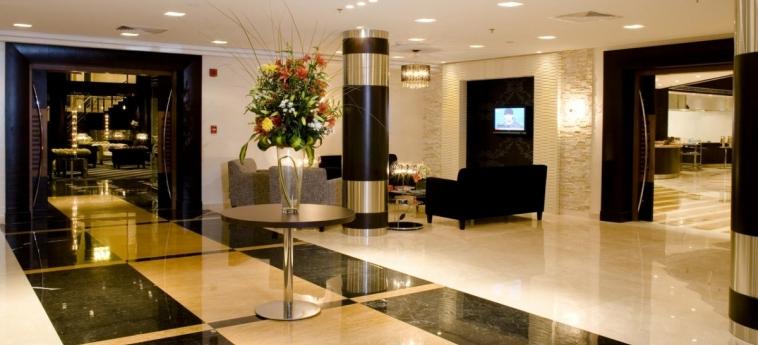 Hotel Holiday Inn Riyadh – Izdihar: Lobby RIYAD