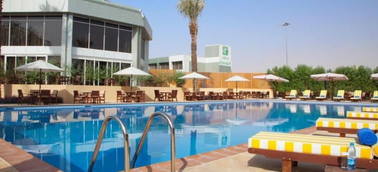 Hotel Holiday Inn Riyadh – Izdihar: Piscina RIYAD