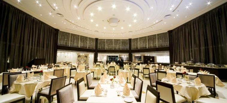 Hotel Holiday Inn Riyadh – Izdihar: Zona Pranzo RIYAD
