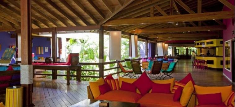 Henry Morgan Hotel & Beach Resort: Detalle ROATAN