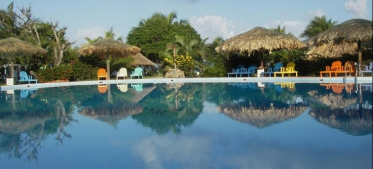 Henry Morgan Hotel & Beach Resort: Piscina Exterior ROATAN