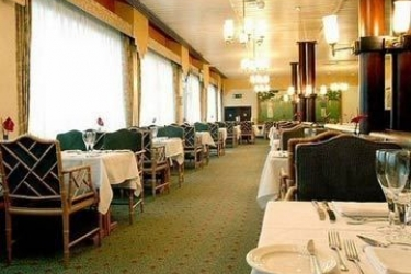 Hotel Holiday Inn Rochester - Chatham: Restaurant ROCHESTER