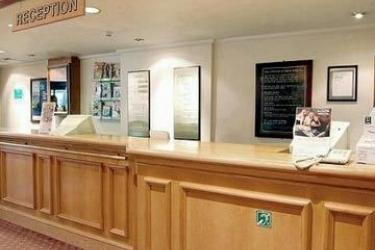 Hotel Holiday Inn Rochester - Chatham: Lobby ROCHESTER