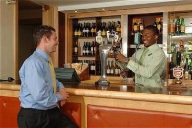 Hotel Holiday Inn Rochester - Chatham: Lounge Bar ROCHESTER