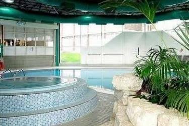Hotel Holiday Inn Rochester - Chatham: Spa ROCHESTER