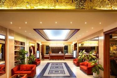 Hotel Virginia: Lobby RODI