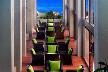 Hotel Sheraton Rhodes Resort: Bar Esterno RODI