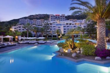 Hotel Sheraton Rhodes Resort: Esterno RODI