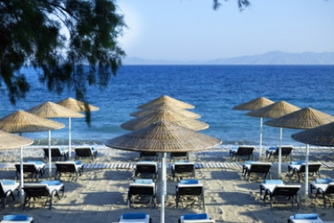 Hotel Sheraton Rhodes Resort: Spiaggia RODI