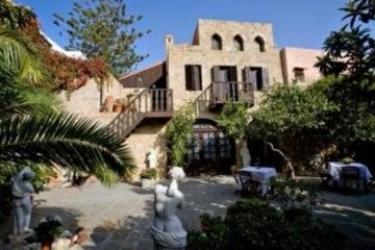 Hotel Saint Nikolis: Esterno RODI