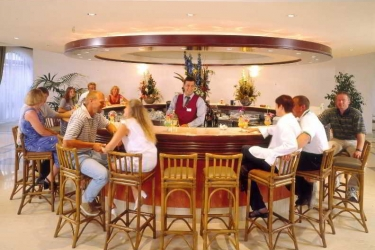 Hotel Calypso Palace: Bar RODI
