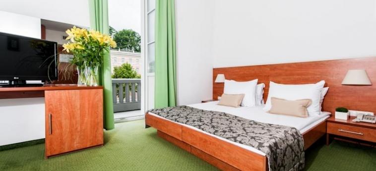 Grand Hotel Rogaska: Habitación ROGASKA SLATINA