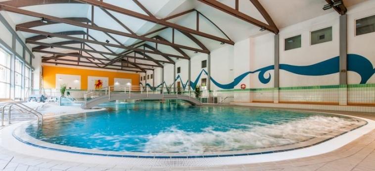 Grand Hotel Rogaska: Piscina Cubierta ROGASKA SLATINA