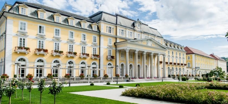 Grand Hotel Rogaska: Esterno ROGASKA SLATINA