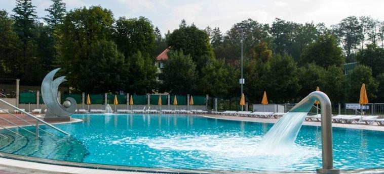 Grand Hotel Rogaska: Piscina Esterna ROGASKA SLATINA