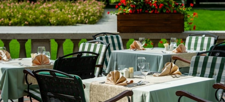 Grand Hotel Rogaska: Ristorante ROGASKA SLATINA