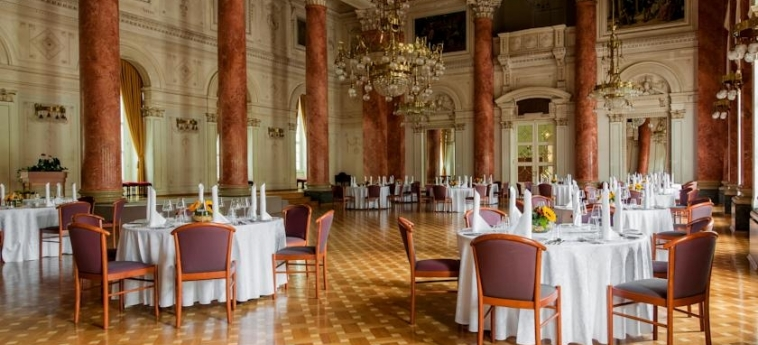 Grand Hotel Rogaska: Sala Banchetti ROGASKA SLATINA