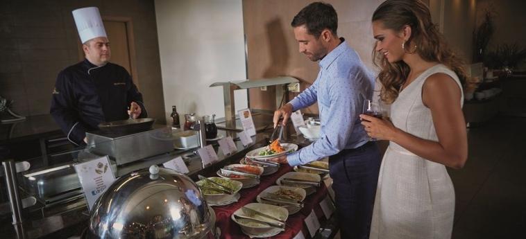 Grand Hotel Sava: À manger ROGASKA SLATINA