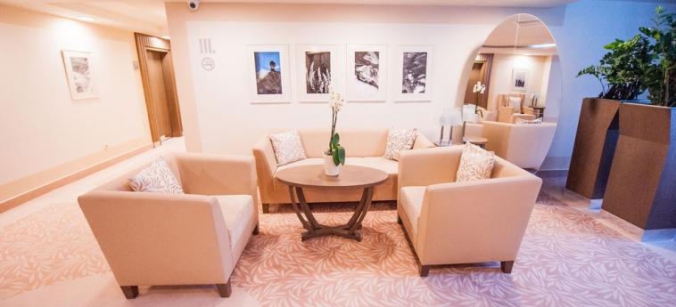 Grand Hotel Sava: Couloir ROGASKA SLATINA