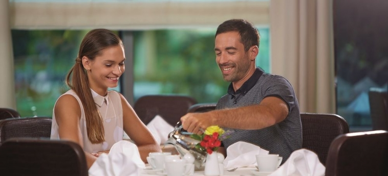 Grand Hotel Sava: Espace petit-déjeuner ROGASKA SLATINA