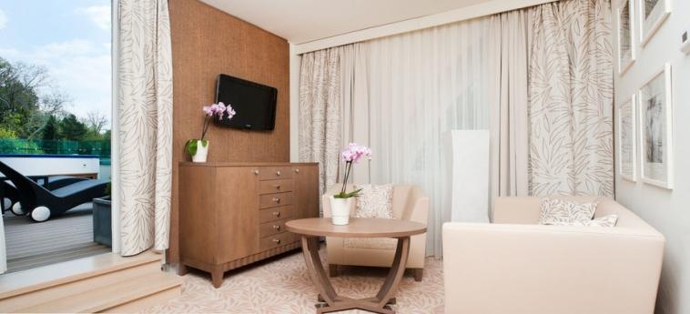 Grand Hotel Sava: Living area ROGASKA SLATINA