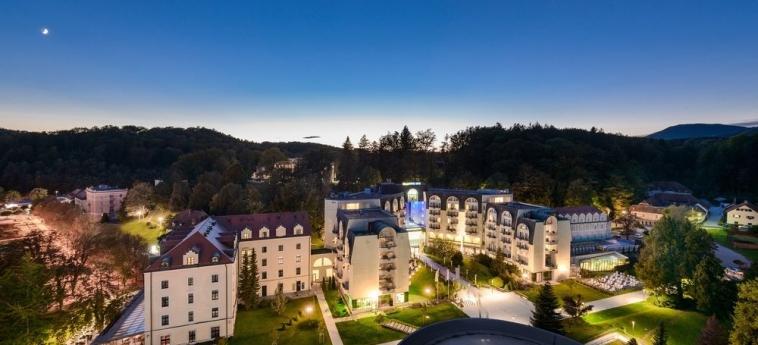 Grand Hotel Sava: Photo descriptive ROGASKA SLATINA