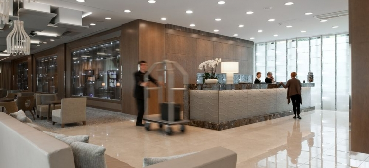 Grand Hotel Sava: Reception ROGASKA SLATINA