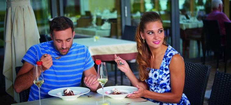 Grand Hotel Sava: Restaurant ROGASKA SLATINA