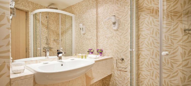 Grand Hotel Sava: Salle de Bains ROGASKA SLATINA