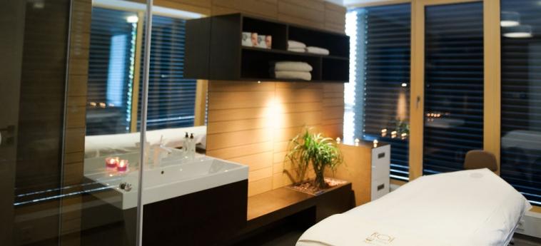 Grand Hotel Sava: Salle de traitement / massage ROGASKA SLATINA