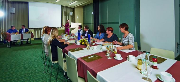 Grand Hotel Sava: Salle meeting ROGASKA SLATINA