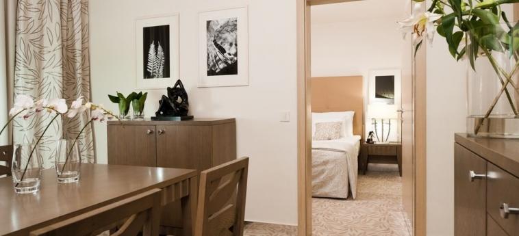 Grand Hotel Sava: Service repas dans la chambre ROGASKA SLATINA