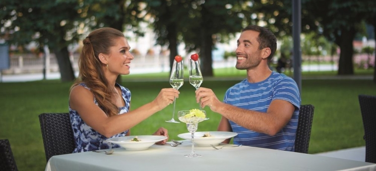 Grand Hotel Sava: Couples Dining ROGASKA SLATINA