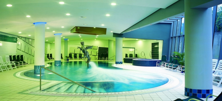 Grand Hotel Sava: Indoor Swimmingpool ROGASKA SLATINA