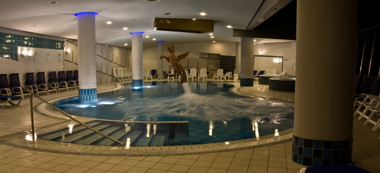 Grand Hotel Sava: Outdoor pool ROGASKA SLATINA