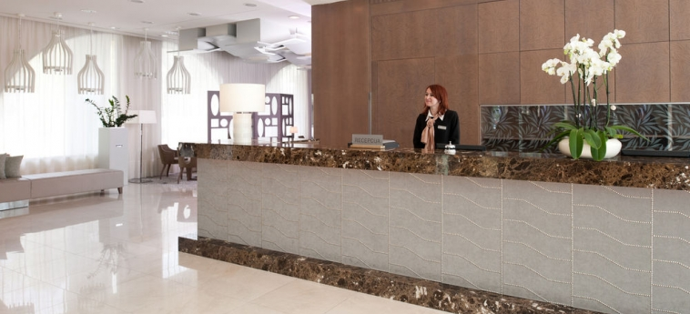 Grand Hotel Sava: Reception ROGASKA SLATINA
