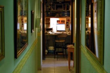 Hotel Nazional Rooms: Korridor ROM