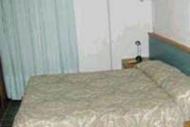 Hotel Athena: Schlafzimmer ROM