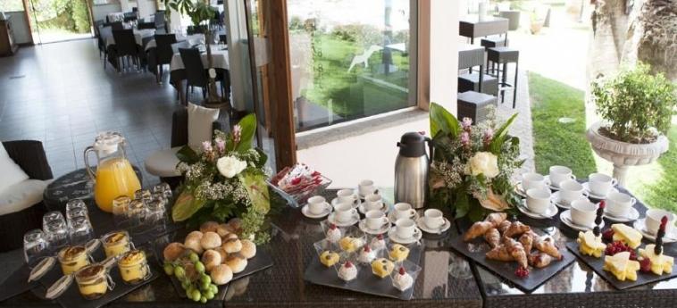 Hotel Golden Tulip Rome Airport Isola Sacra: Buffet ROM