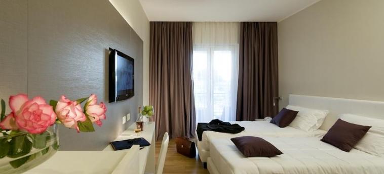 Hotel Golden Tulip Rome Airport Isola Sacra: Superiorzimmer ROM