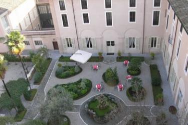 Voi Hotel Donna Camilla Savelli: Außen ROM