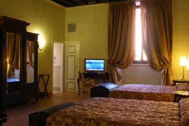 Voi Hotel Donna Camilla Savelli: Doppelzimmer  ROM