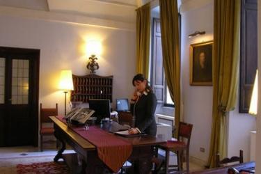 Voi Hotel Donna Camilla Savelli: Empfang ROM